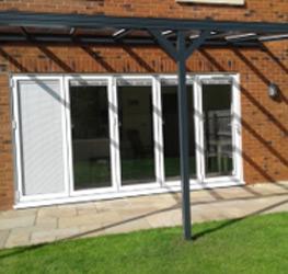 Add a contemporary verandah to your house