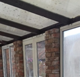 How to replace a conservatory roof