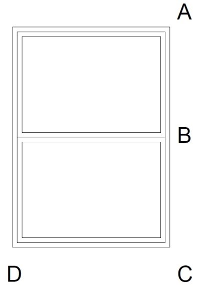How to measure for secondary glazing