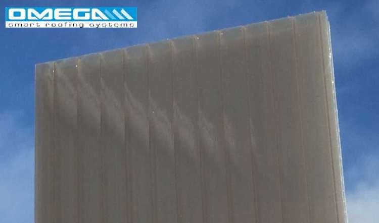 10mm BORG polycarbonate roofing sheet