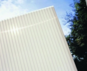 33% off RRP,  16mm opal polycarbonate sheets