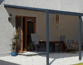 Special Offer Anthracite Grey canopy