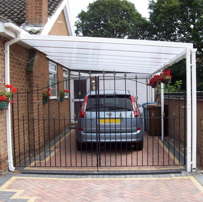 Homestyle Canopy - Polycarbonate Canopy Kits