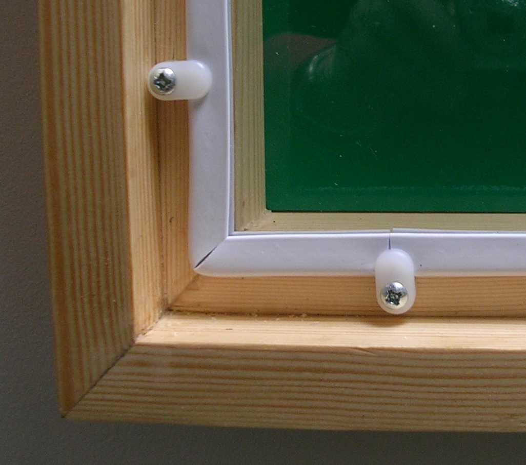 Secondary Glazing Fittings | Easyfix Secondary Glazing