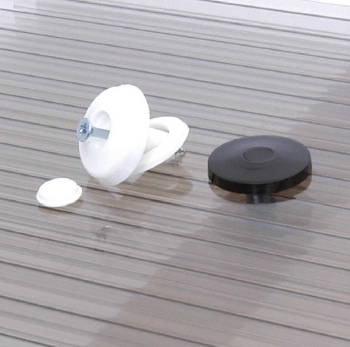 Glazed Roof Components Glazing Bar Accessories