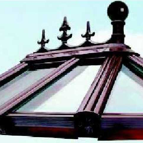 Roof components - roof glazing bars