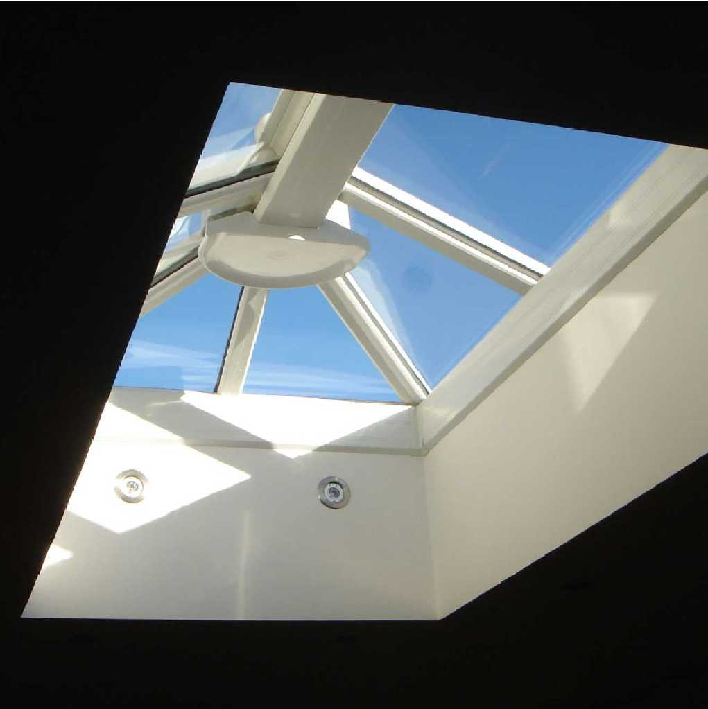 Roof Lantern, Clear low