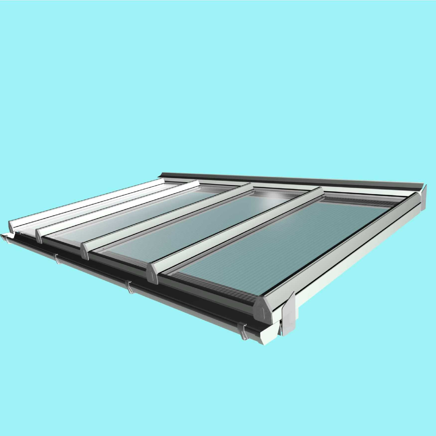 polycarbonate roof kits