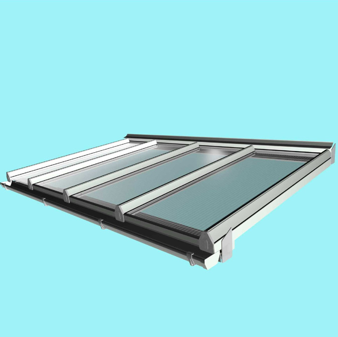 DIY Conservatory Roof Kits and lean to kits