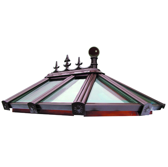 Glazed Roof Components
