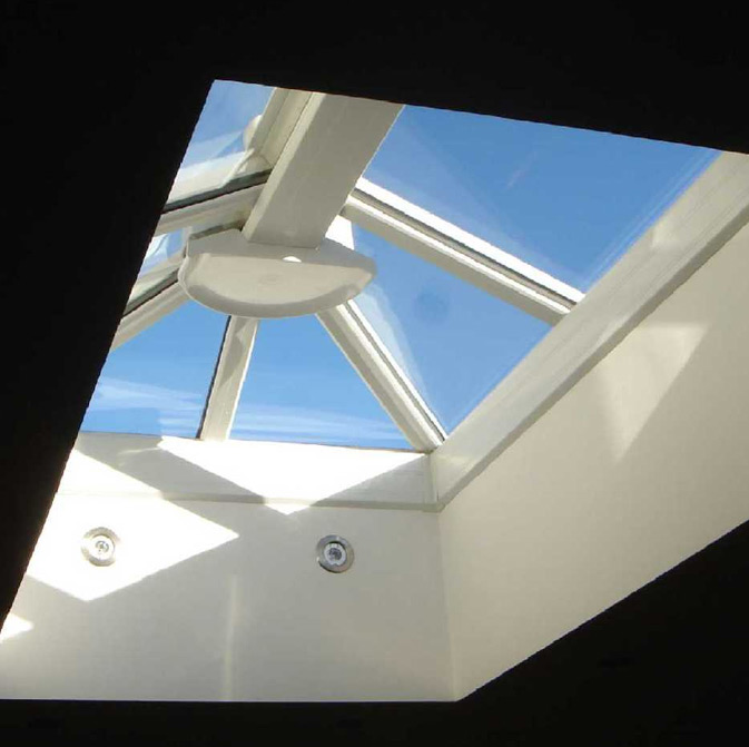 UPVC roof lanterns and cheap roof lanterns