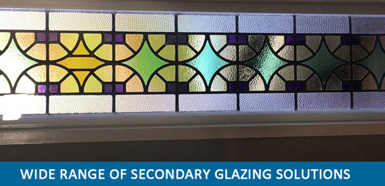 Replacement secondary glazing
