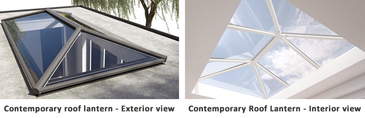 uPVC Roof Lanterns