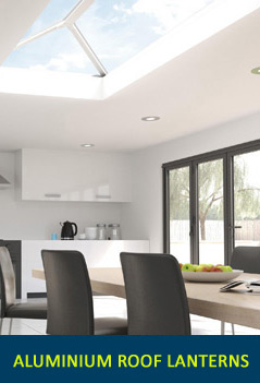 Aliminium Roof Lanterns