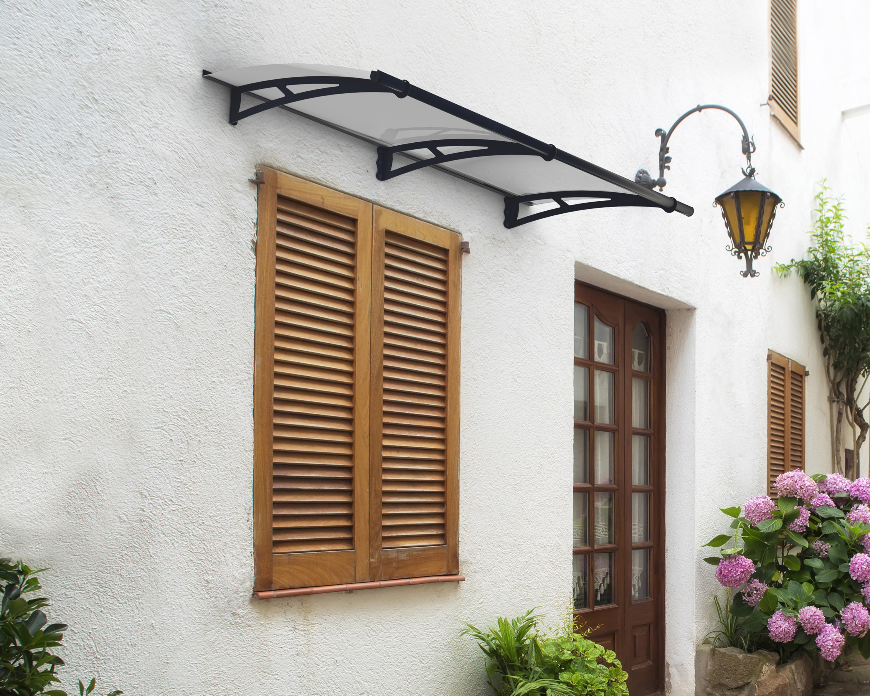 Aquila Door Canopy- 2050mm (W) x 918mm (P)