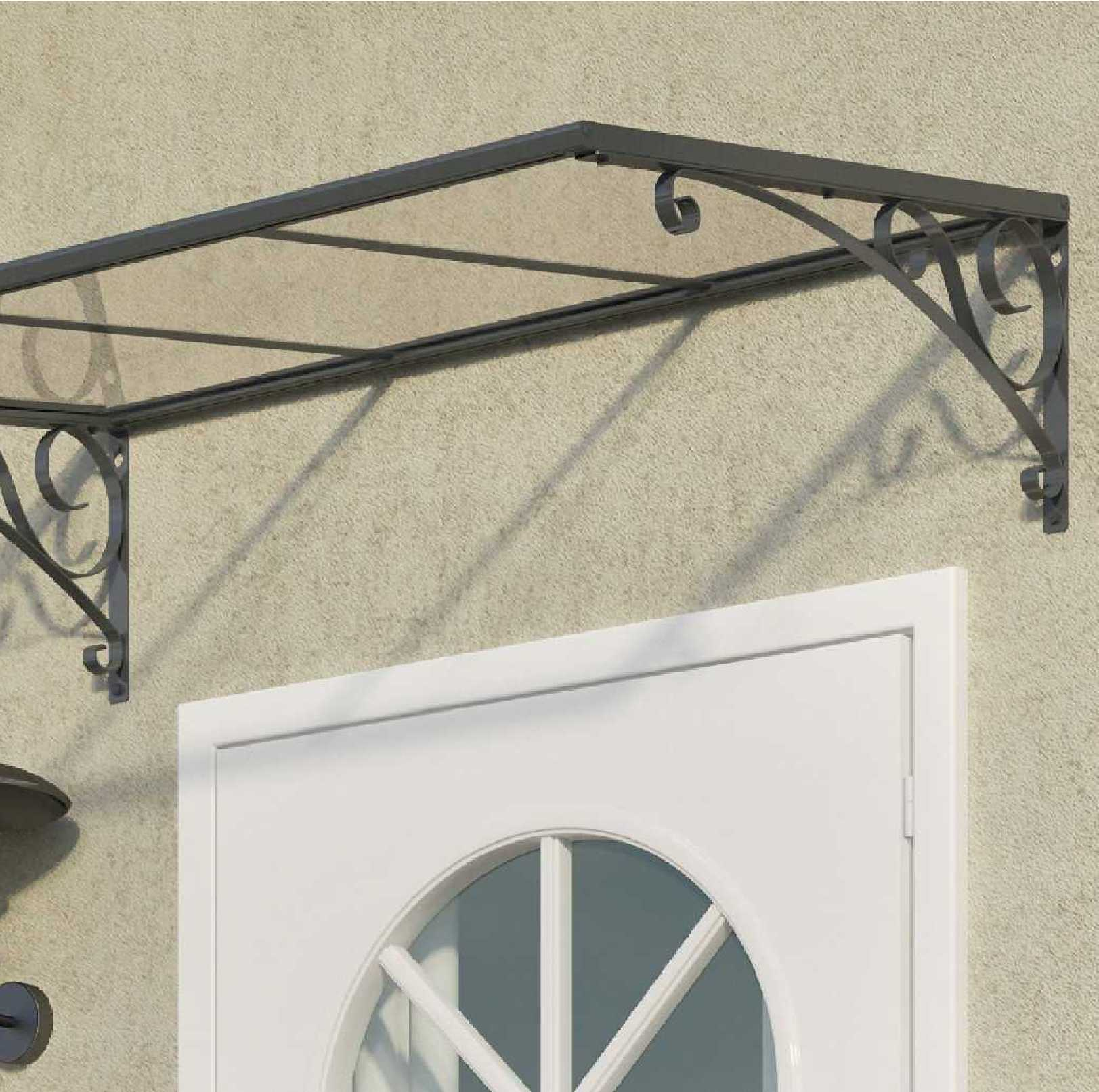 Buy Venus Door Canopy- 1350mm (W) x 880mm (P) online today