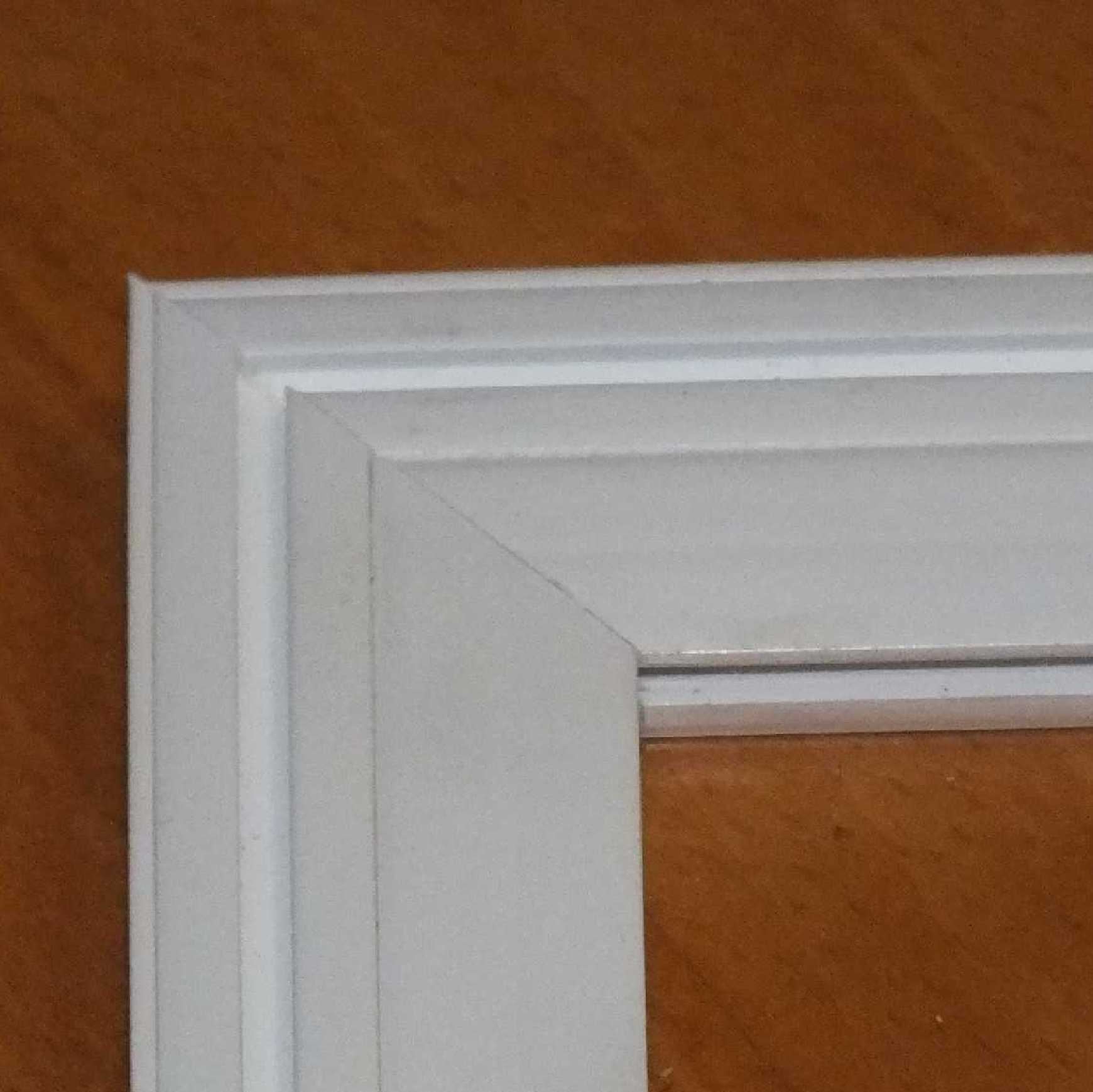 SmartFrame Secondary Glazing Strip (uPVC) for 4mm Glazing Thickness,  1.0m
