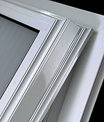 Buy Standard All Aluminium Conservatory Roof Vent (Bar-to-Bar) for 24/25mm thickness. online today