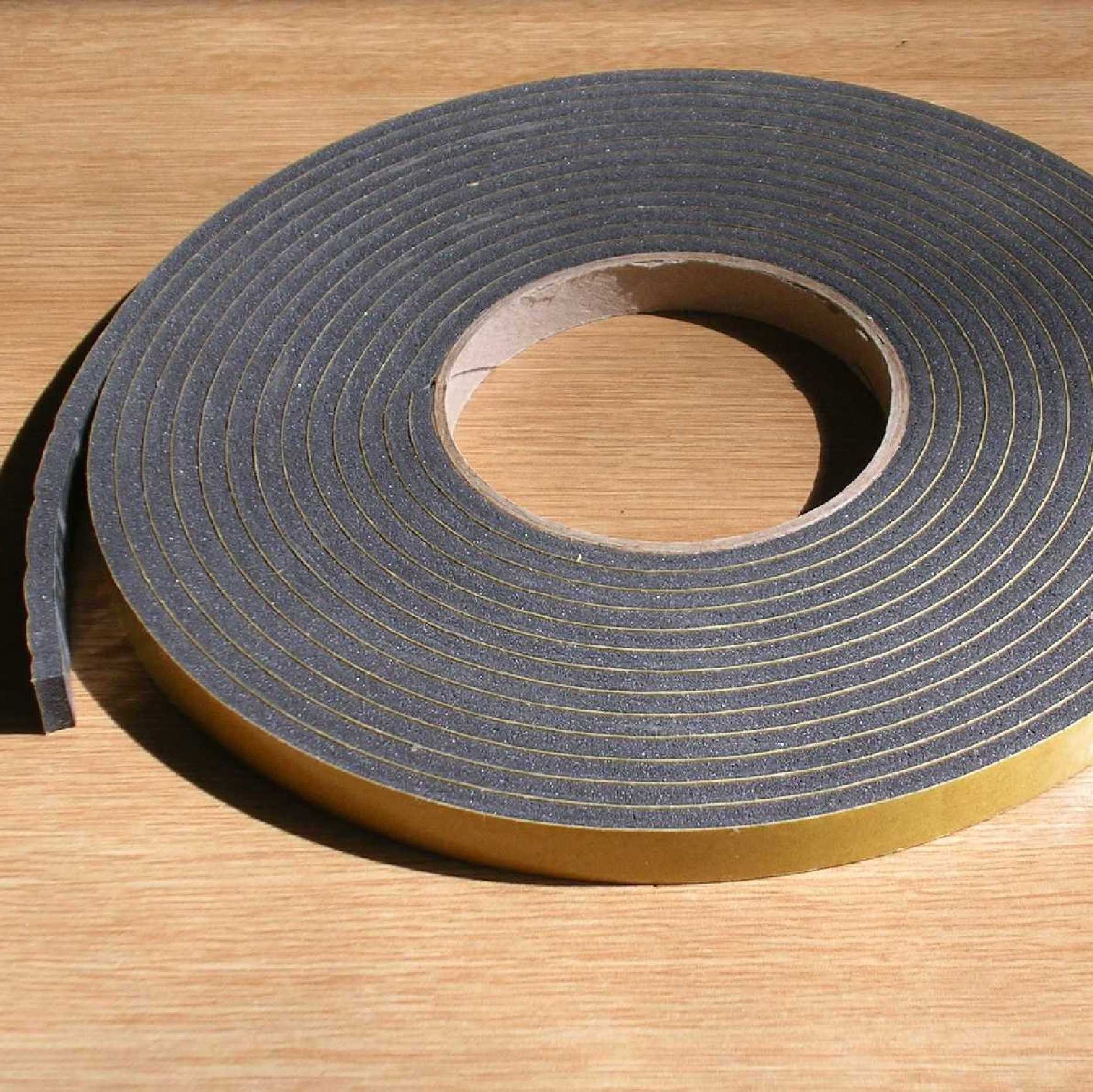 Greenhouse Glazing Tape, Double sided, 10m Roll