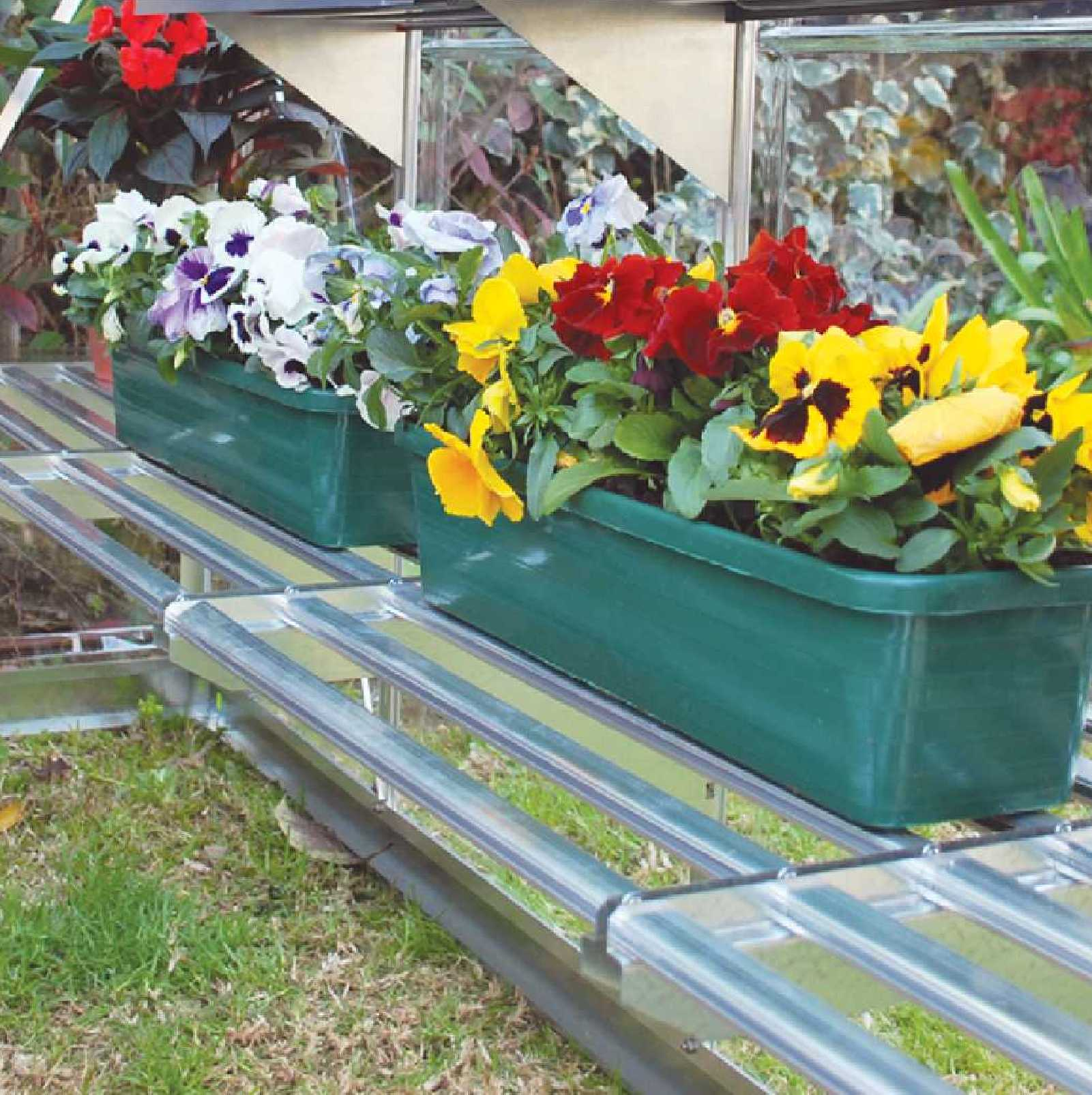 Heavy Duty Shelf Kit for Greenhouses