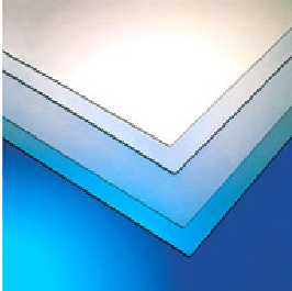 2mm Plate Polycarbonate Standard Rectangular Glazing Sheet
