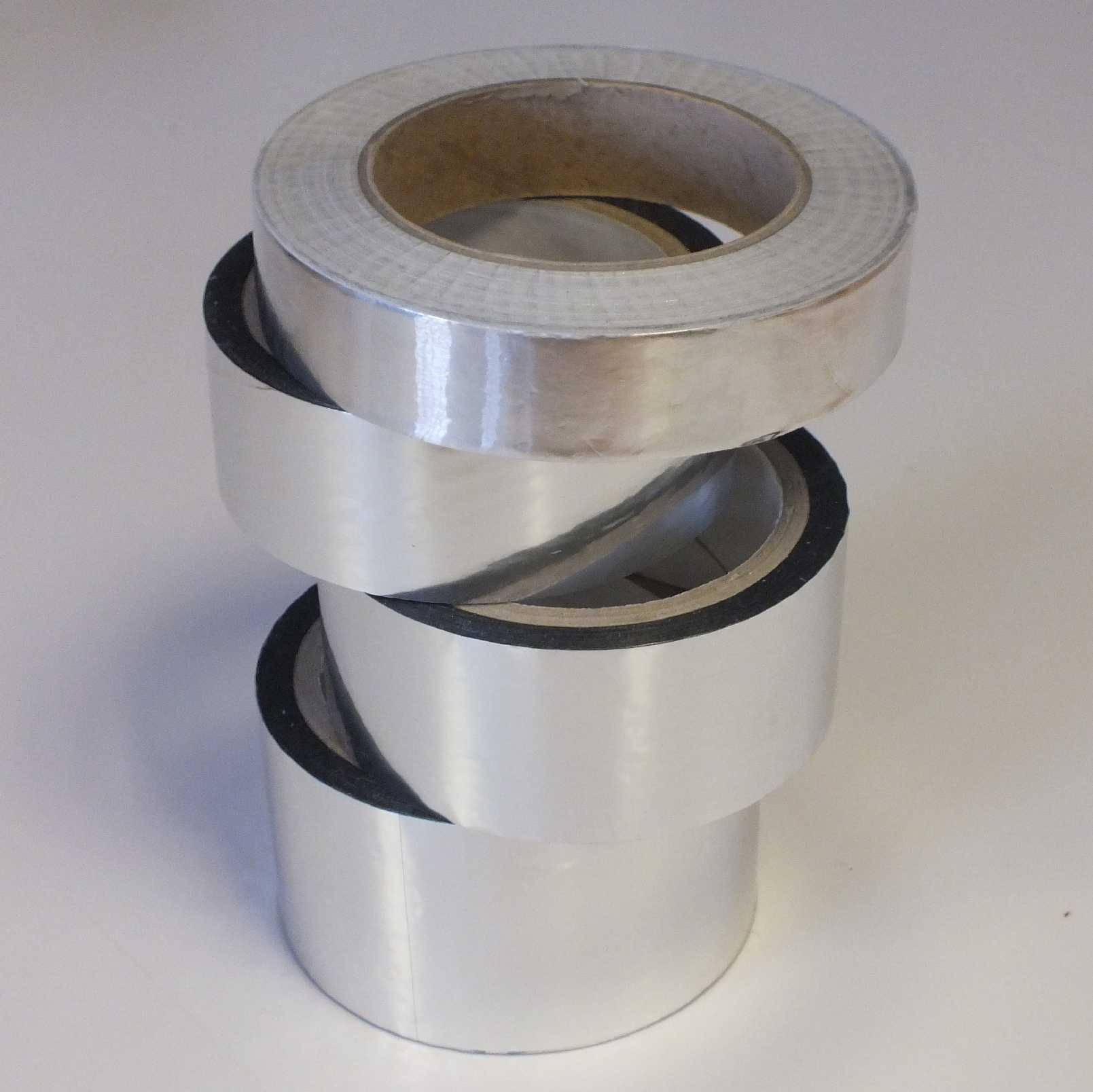 Glazed Roof Components Aluminium Tape For Closing The