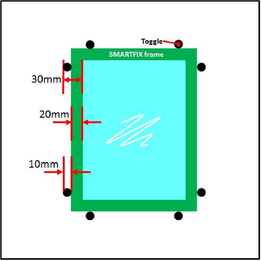 Affordable SmartFix with 6mm Plate Polycarbonate Glazing
