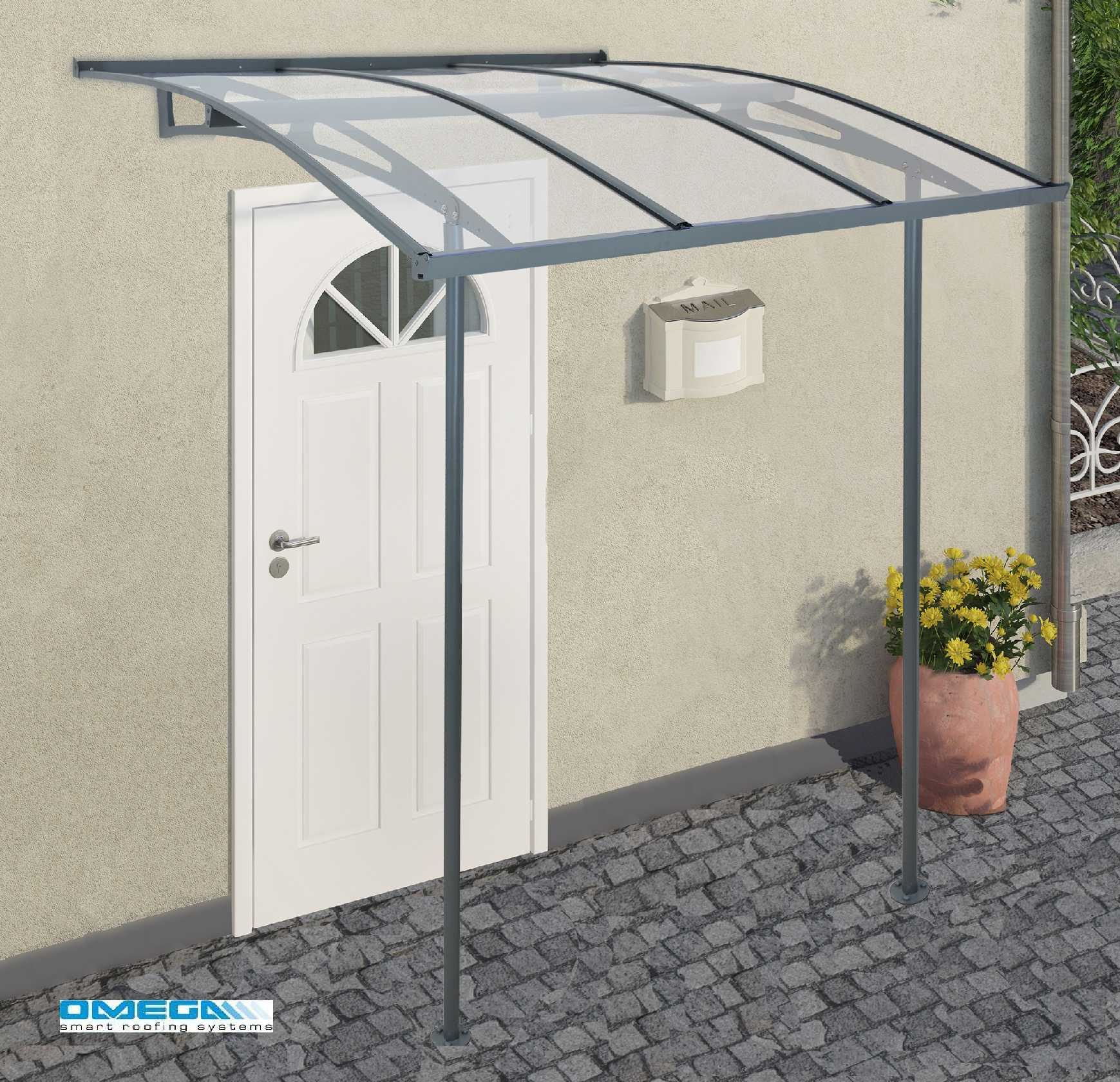Vega Door Canopy- 2005mm (W) x 1837mm( P)