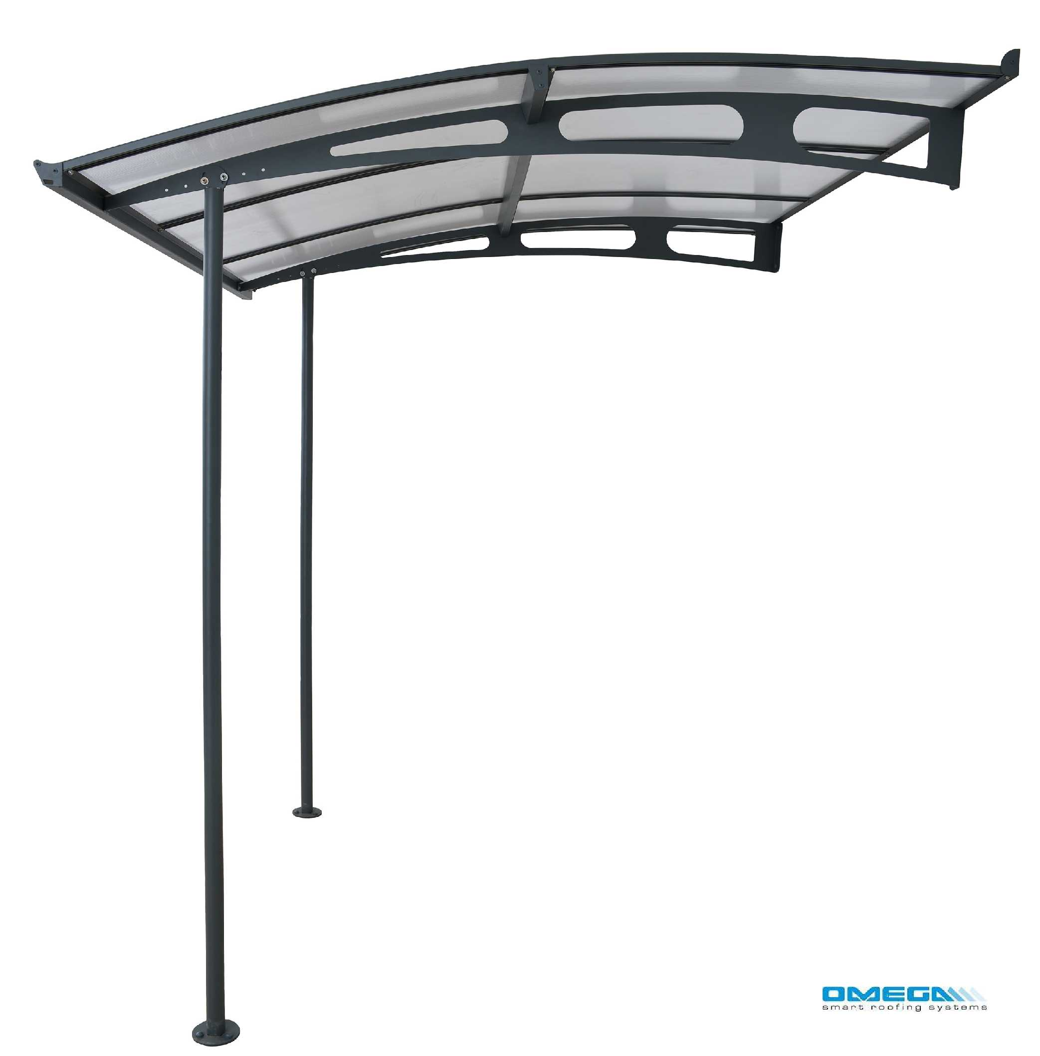 Great deals on Vega Door Canopy- 2005mm (W) x 1837mm( P)