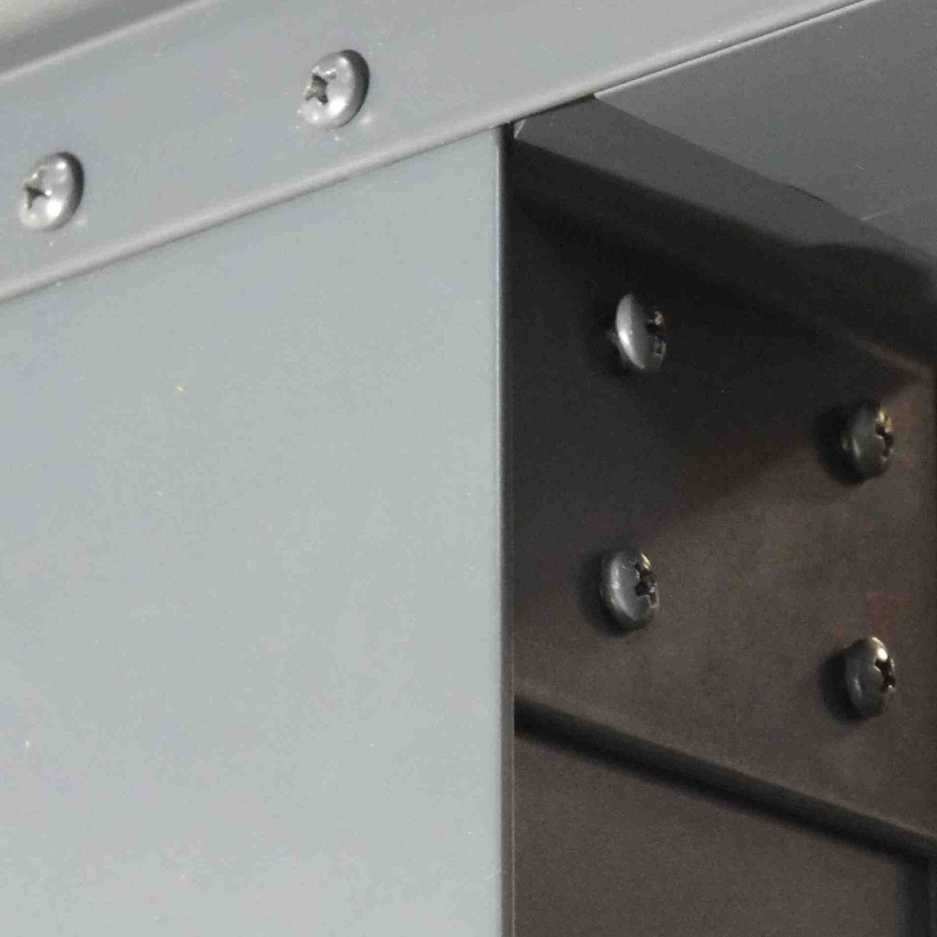 Omega Verandah, Anthracite Grey, 16mm Polycarbonate Glazing - 6.3m (W) x 2.0m (P), (4) Supporting Posts from Omega Build