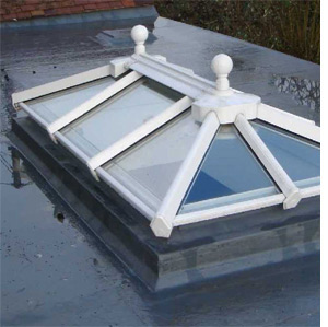 cheap upvc roof lanterns